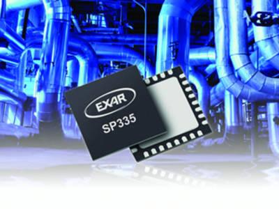 Serieller Chip für RS-232, -485 und -422