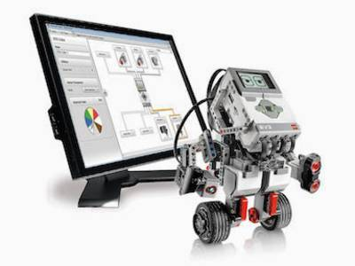 National Instruments und LEGO