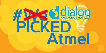 Aktionäre von Dialog Semiconductor genehmigen Übernahme von Atmel. Kennt die jemand?