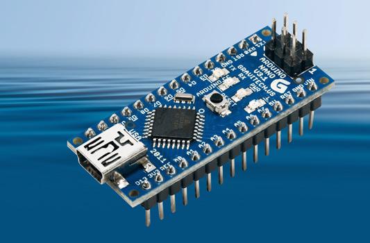 Arduino Nano jetzt auch bei reichelt