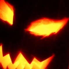 Schrei aus dem Kürbis für Halloween – selbst gebaut