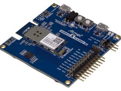 Atmel + mbed: ARM-Board mit Funk