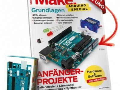 Arduino-Special inkl. Arduino Uno