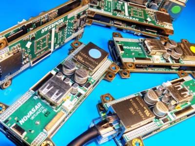 Virtualette: Linux-Computer für IoT und Maker