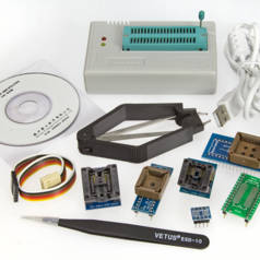 Review: MiniPRO-Programmer TL866A