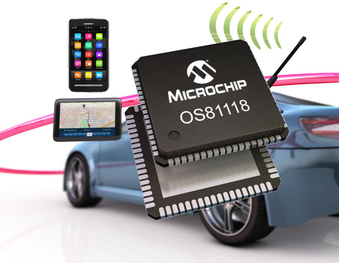 Neuer Audi A4 mit MOST150-Technik von Microchip