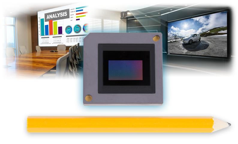 DLP-Chip für 4K-Projektoren von TI