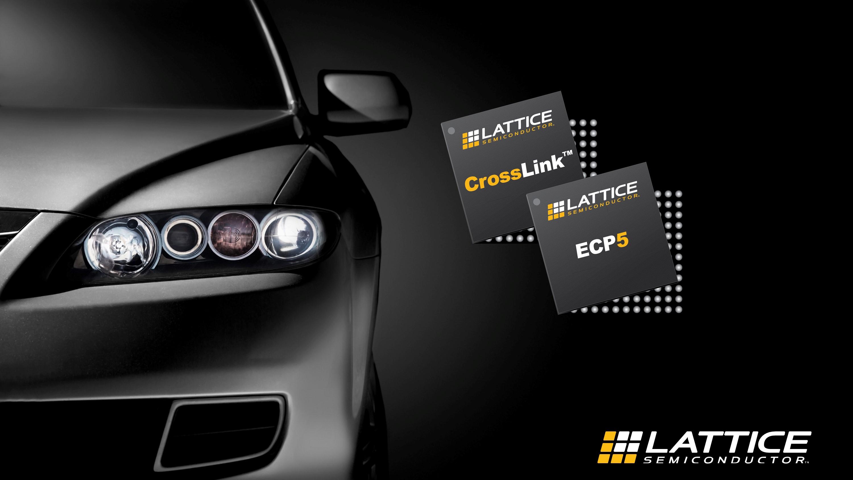 Neue Bausteine Bausteine der Serien ECP5™ und CrossLink™