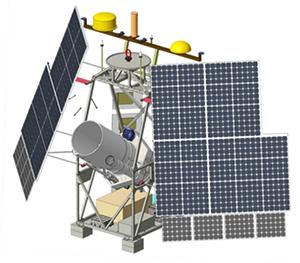 Niederländische Kameras für die NASA (Bild: NASA)