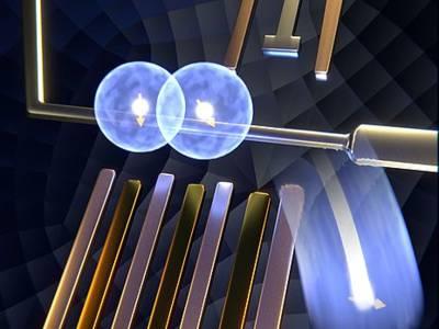 Elektronen einzeln verschieben