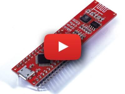 Elektor.TV   Pretzel Board: Arduino-kompatibles WLAN-Board