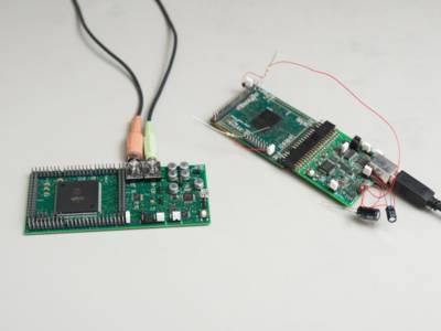 Konfigurierbarer Analogchip viel sparsamer als die digitale Version