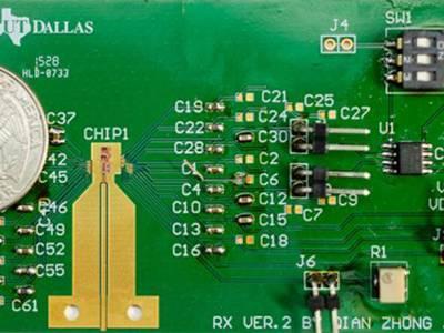 Elektrisches Riechen dank preiswerter High-Speed-Elektronik