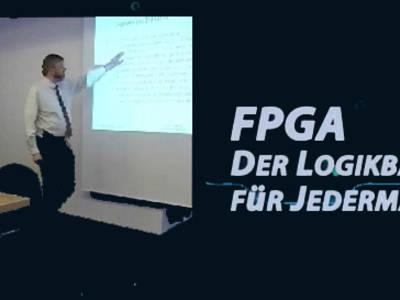 """Gratis für Elektor-Leser: Videokurs """"FPGA – Der Logikbaukasten für Jedermann"""" (Teil1)"""