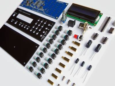 Review: FG085 – DDS-Funktionsgenerator-Bausatz