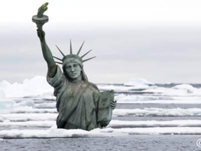 """""""[…] die globale Erwärmung wurde von und für die Chinesen gemacht […]"""""""