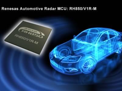 Automotiver Radar-Controller