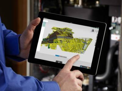 3D-Daten auf jedem Gerät