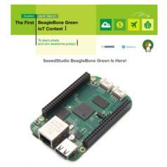 IoT-Entwicklerwettbewerb mit BeagleBone Green