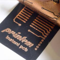 Ultra-Rapid-Prototyping: Platinen aus dem Drucker
