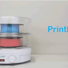 PrintDry: Trockner für 3D-Drucker-Material