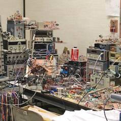 PC im Labor oder andersrum?