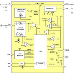 Single-Chip LiFePO4-Lader