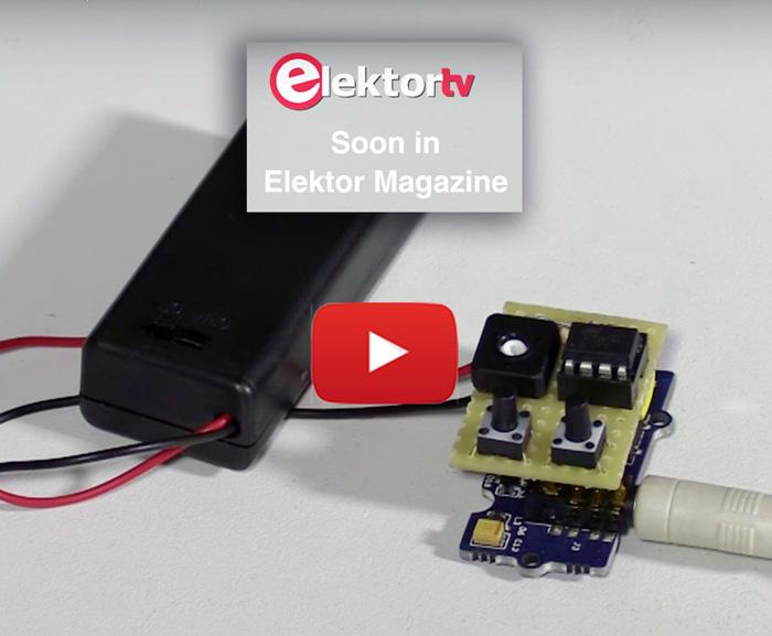 Elektor Grove: I²C-UKW-Radio