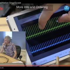 Klein und innovativ: Das SmartScope von LabNation