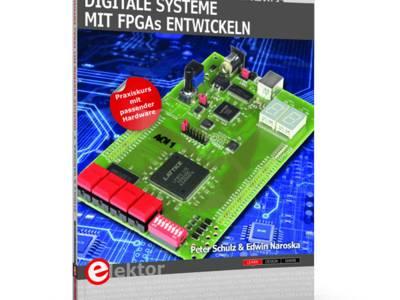 Nur noch bis Montag! Neues FPGA-Buch zum Subskriptionspreis FREI HAUS (exklusiv für Mitglieder)