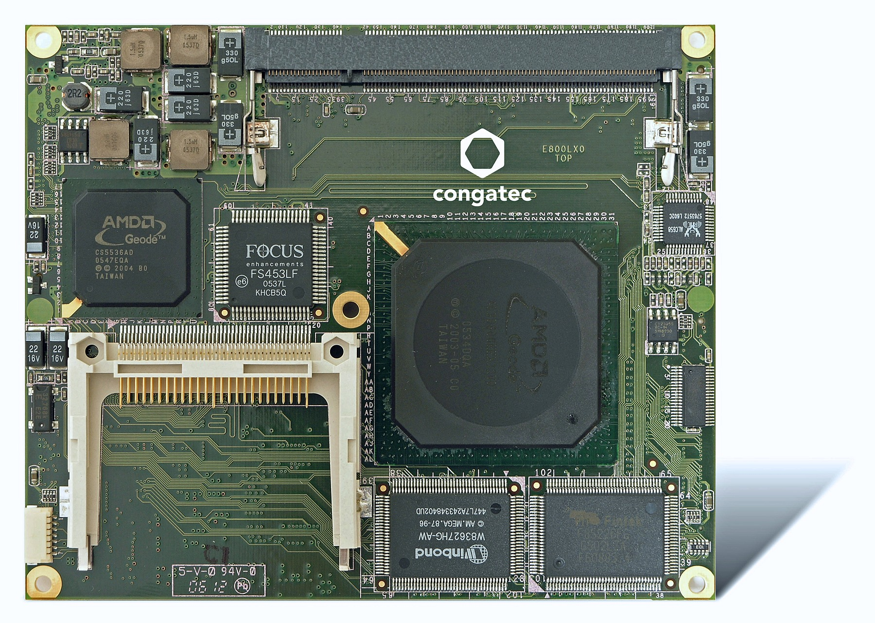 Die im Jahr 2005 und 2007 gelaunchten conga-ELX, conga-ELXeco und conga-XLX Module mit 500 MHz AMD Geode™ LX 800 Prozessoren werden nun bis mindestens Ende 2019 unterstützt.