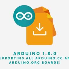 Neue Arduino-IDE vereinigt die ehemaligen Gegner