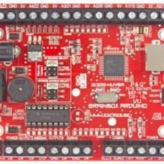 Brainbox AVR: Verbesserter Arduino Leonardo