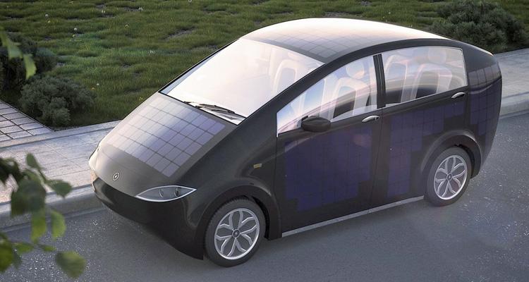 So soll der Sion des Start-ups Sono Motors aussehen
