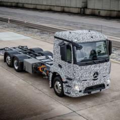 Urban eTruck von Mercedes