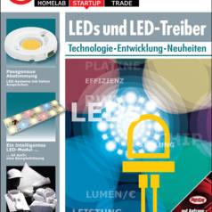 Gratis-Download: ElektorBusiness-Ausgabe zu LEDs und LED-Treibern