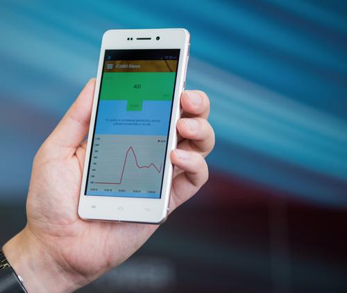 Bild: Cambridge CMOS Sensors