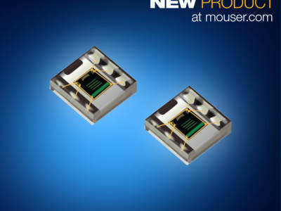 The Texas Instruments OPT3002 light-to-digital sensor, available from Mouser Electronics, is an ambient light sensor (ALS) with a digital output integrated circuit.
