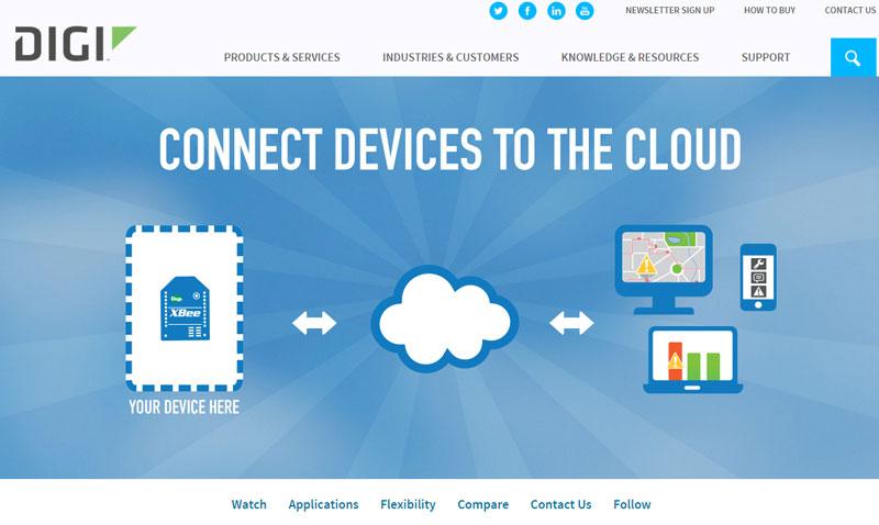 Mein Weg ins IoT (1): Die Cloud