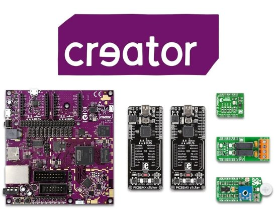 Review: IoT-Kit Creator Ci40