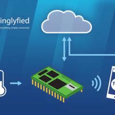 Sensoren in die Cloud