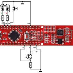 Mein Weg in das IoT (13): Ein kleines Sensor-Board