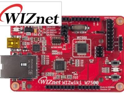 Review: WIZwiki-W7500