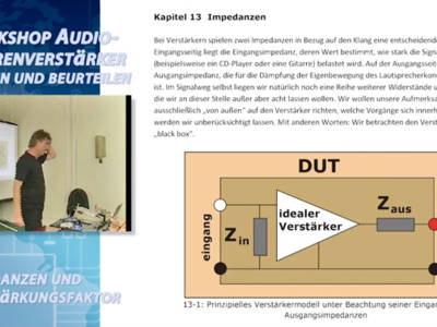 """Gratis für Elektor-Leser: Videokurs """"Audio-Röhrenverstärker 2"""" (Teil 3)"""