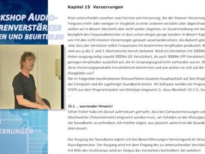 """Gratis für Elektor-Leser: Videokurs """"Audio-Röhrenverstärker 2"""" (Teil 4)"""