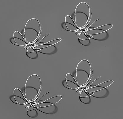 3D-Druck plus Laser erzeugt leitfähige Strukturen