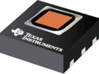 Low-Power-Sensor für Luftfeuchtigkeit und Temperatur von TI