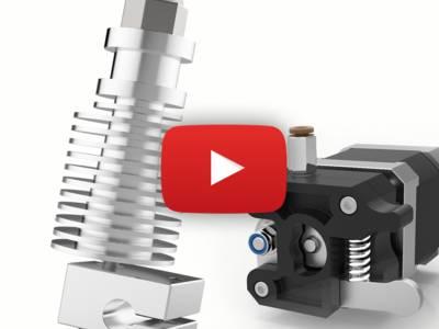 Vertex Nano 3D-Drucker-Bausatz: Kompakt, autonom und kostengünstig