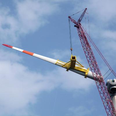 Windenergie in riesiger Fluss-Batterie speichern. Bild: Ad-liftra. CC BY-SA 3.0 Lizenz.
