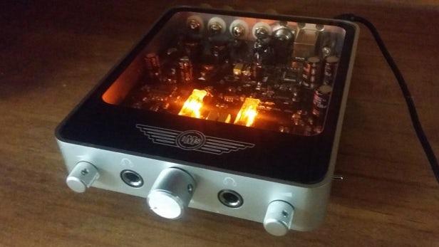 Kickstart eines Röhrenverstärkers mit 2 x 50W. Bild: IMS Electronics